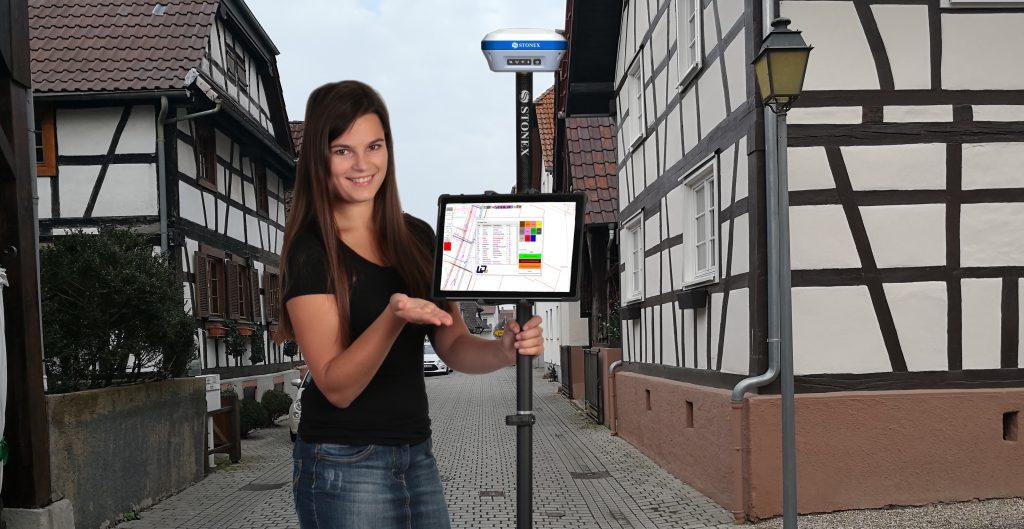 LD2 GNSS Vermessungssoftware