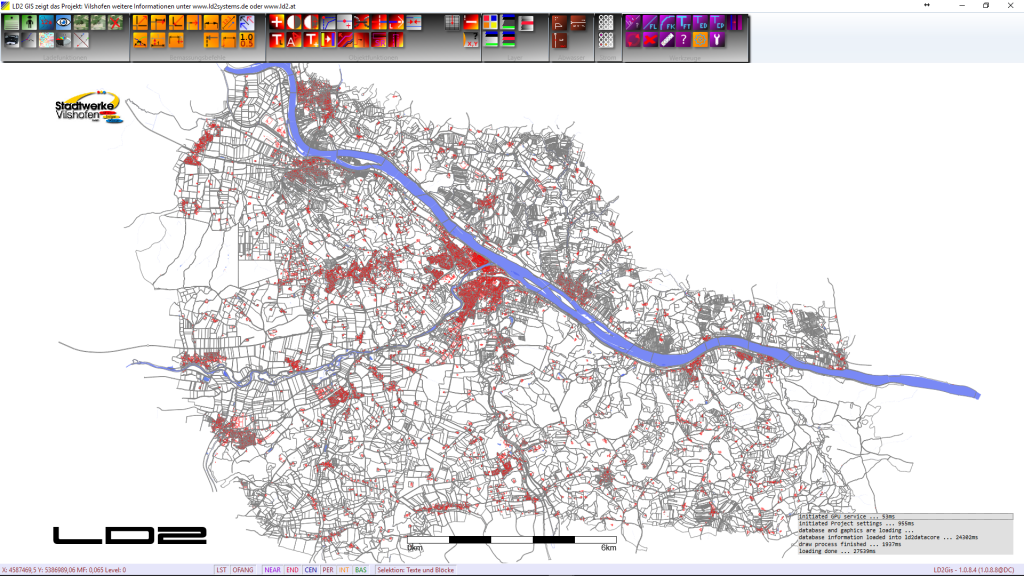 GIS Projekt